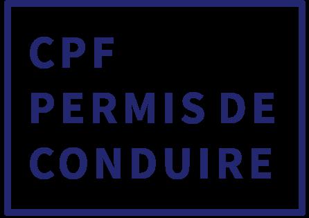 CPF Permis de conduire